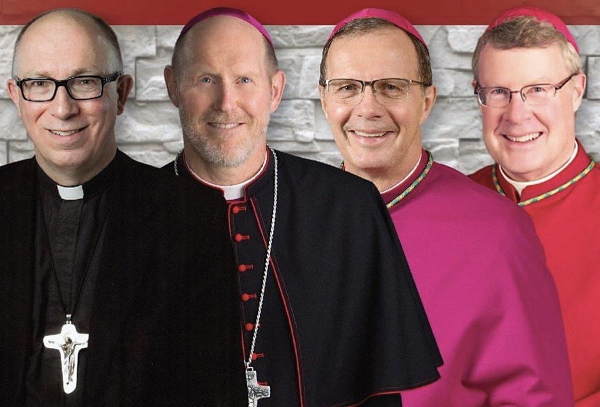 Iowa Catholic Bishops